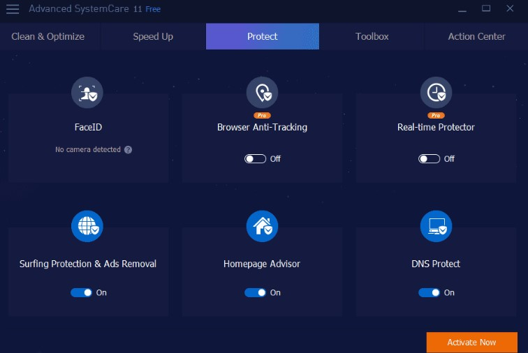 Advanced SystemCare Pro 14.02.171 Serial key For Free