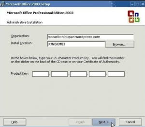 Microsoft Office 2003 Product Key Free For You!