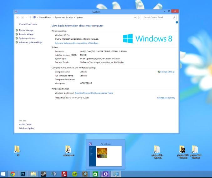 Windows 8.1 Product Key {UPDATED} Latest Working