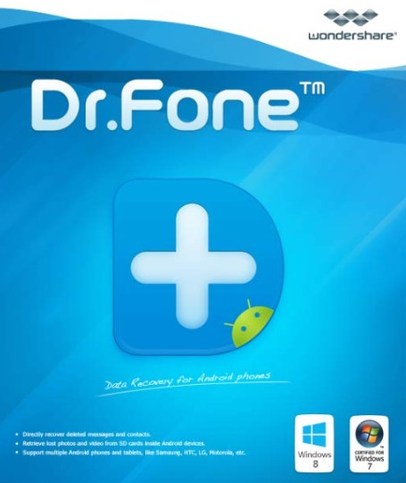 Wondershare Dr.Fone 9.9.8 Crack & Keygen {Windows/MAC}