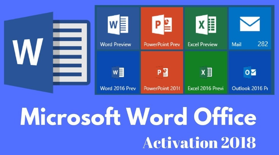 Microsoft Office 2018 Crack Torrent + Product Key Free
