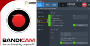 Bandicam Crack 4.4.3.1557 + Keygen Latest 2020