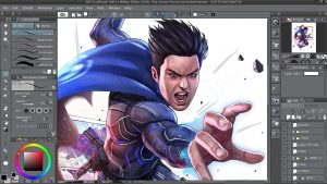Clip Studio Paint EX 1.9.11 Crack + Serial Key 2020 [Latest]