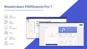 Wondershare PDFelement Crack + Product Key Free Download