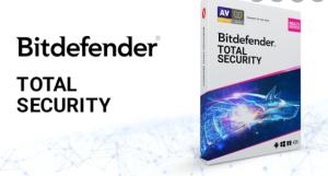 Bitdefender Total Security 2022 Crack + Activation Code [*]